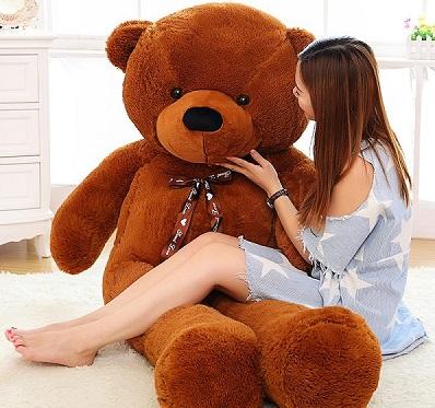 acheter ours en peluche géant pas cher